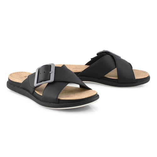 Sandale, Step June Shell, noir, femmes