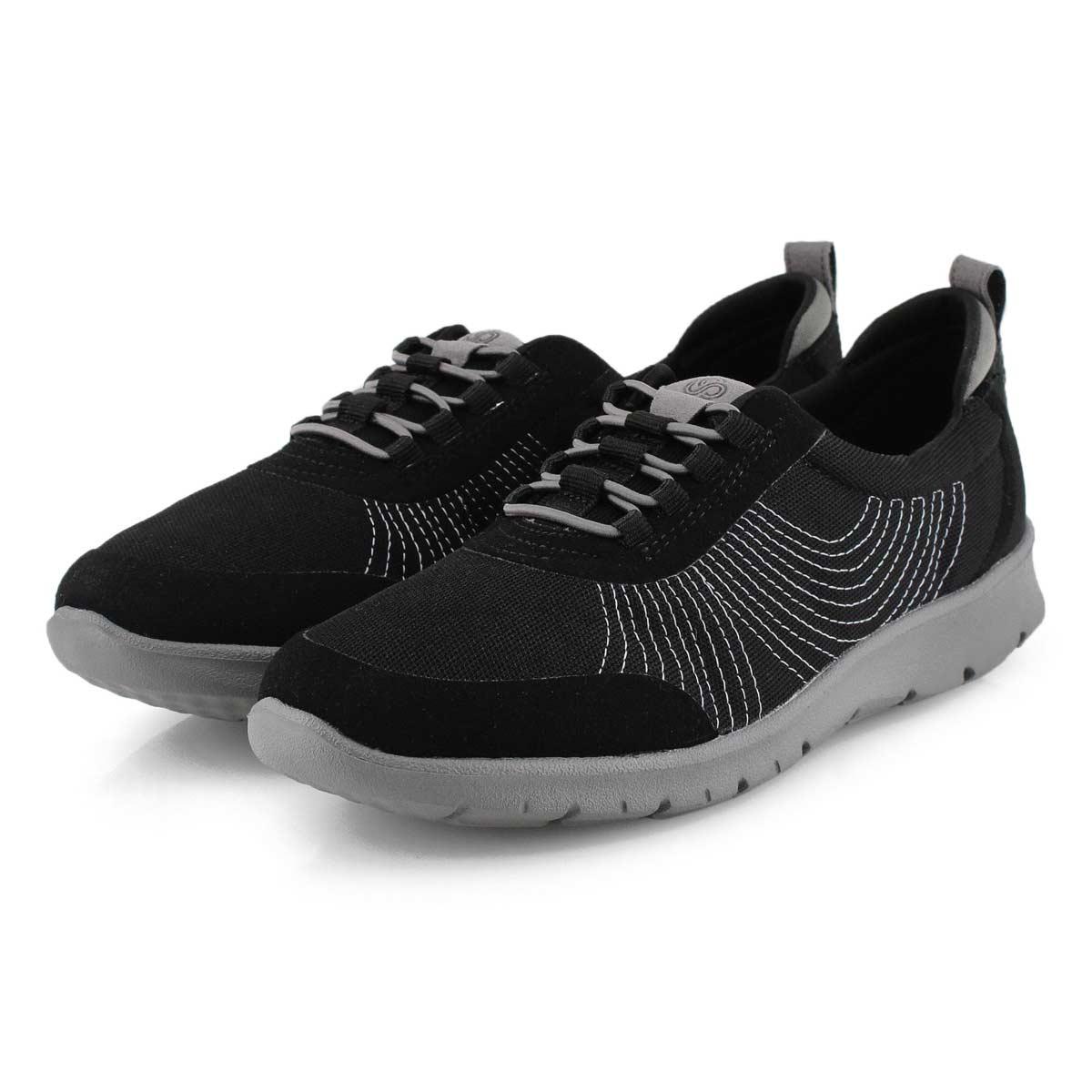 Women's Step Allena Bay Casual Shoe - Blk/Blk