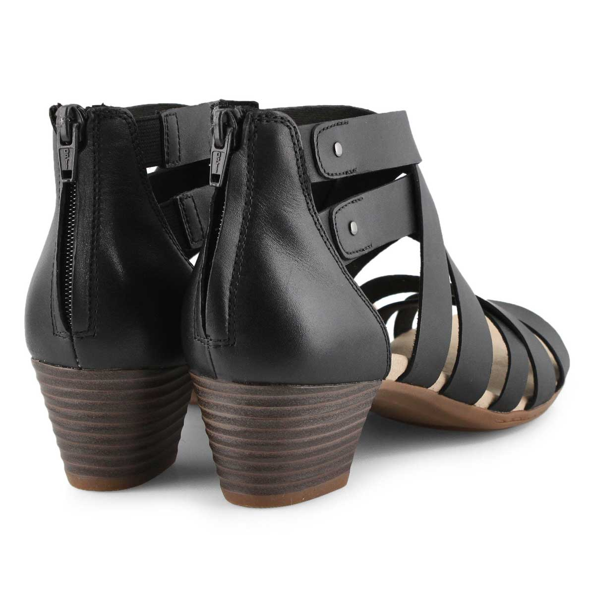 Lds Valarie Dream black dress sandals