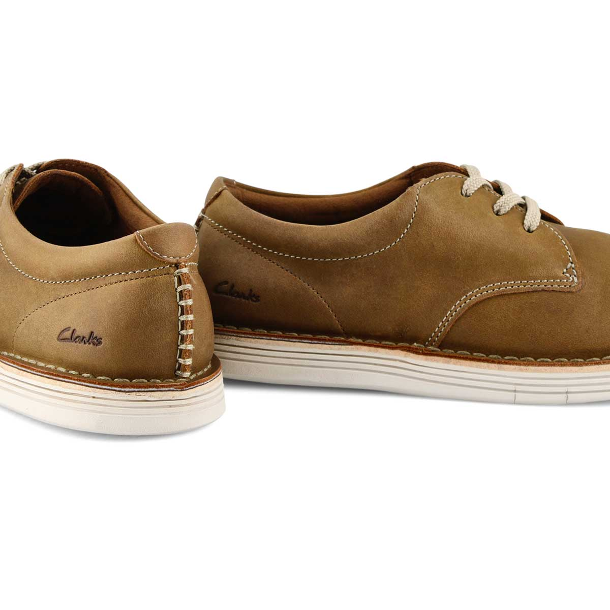 Men's Forge Vibe Casual Oxford - Tan