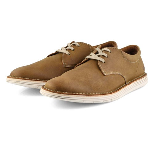 Mns Forge Vibe tan casual oxford