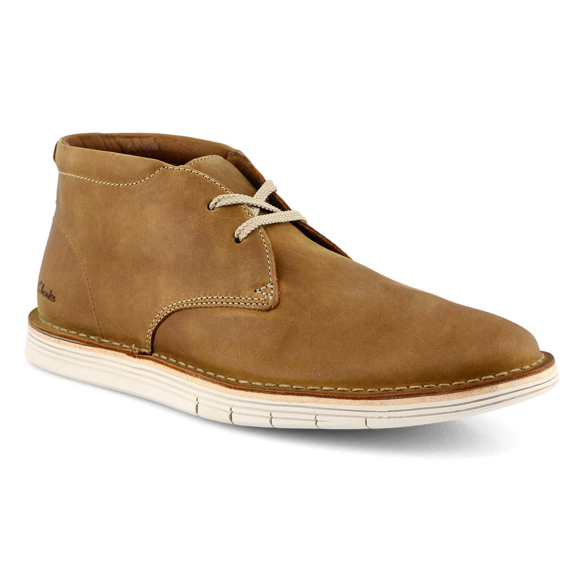 Men's Forge Stride Casual Chukka Boot -Tan