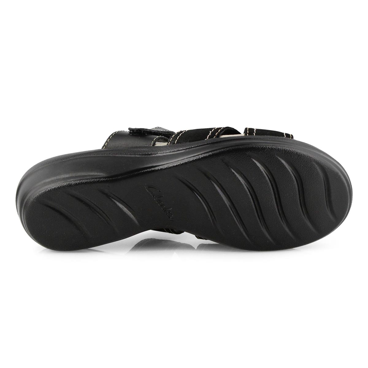 Women's Alexis Art Slide Sandal  - Black