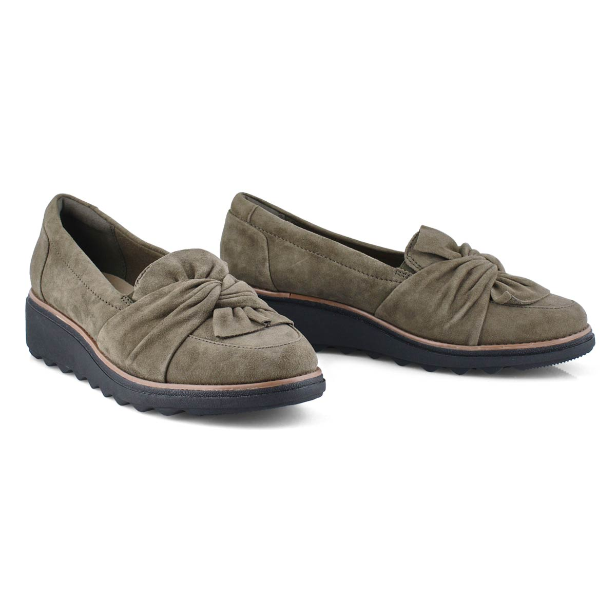 Women's Sharon Dasher Casual Oxford - Olive
