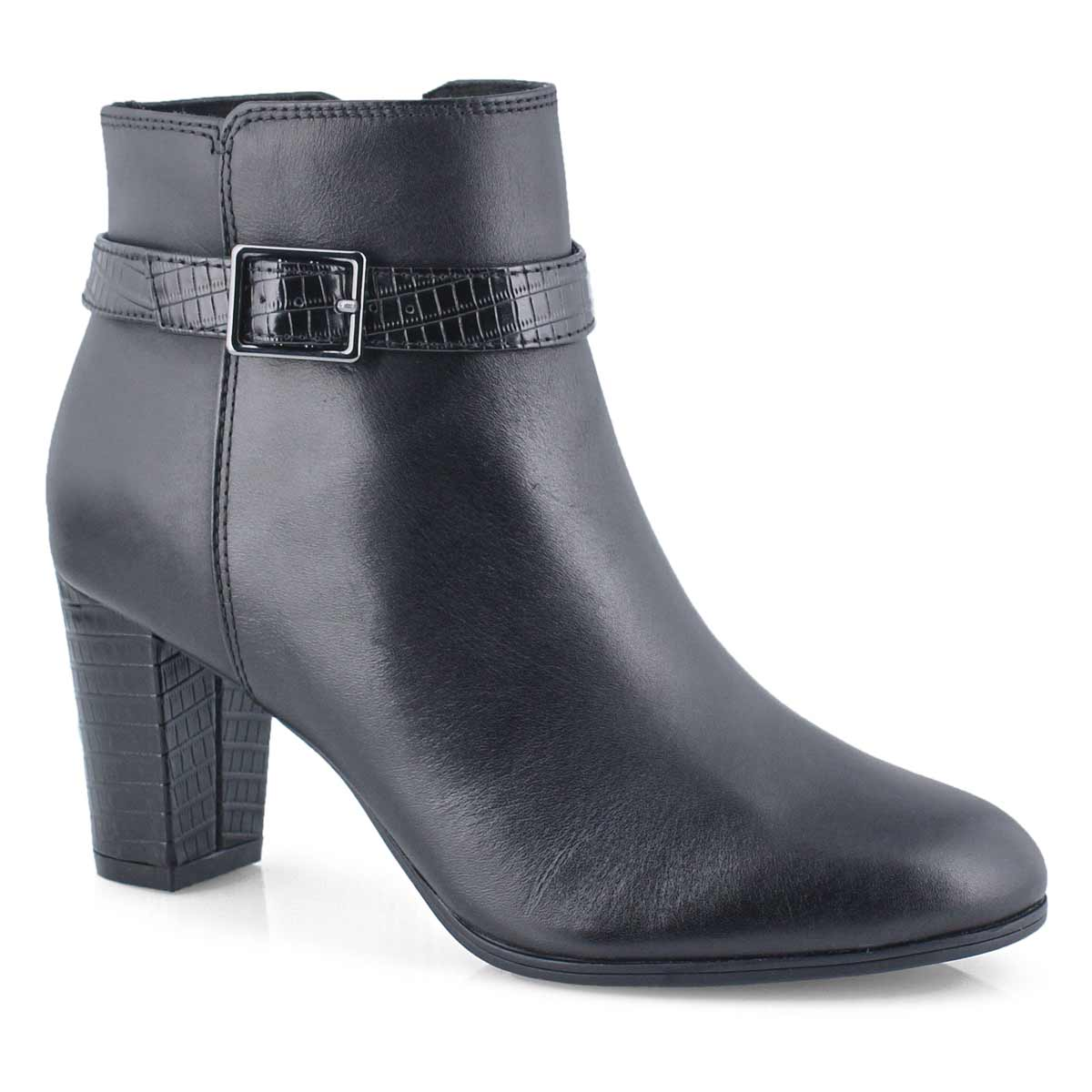 Lds Alayna Juno black ankle boot