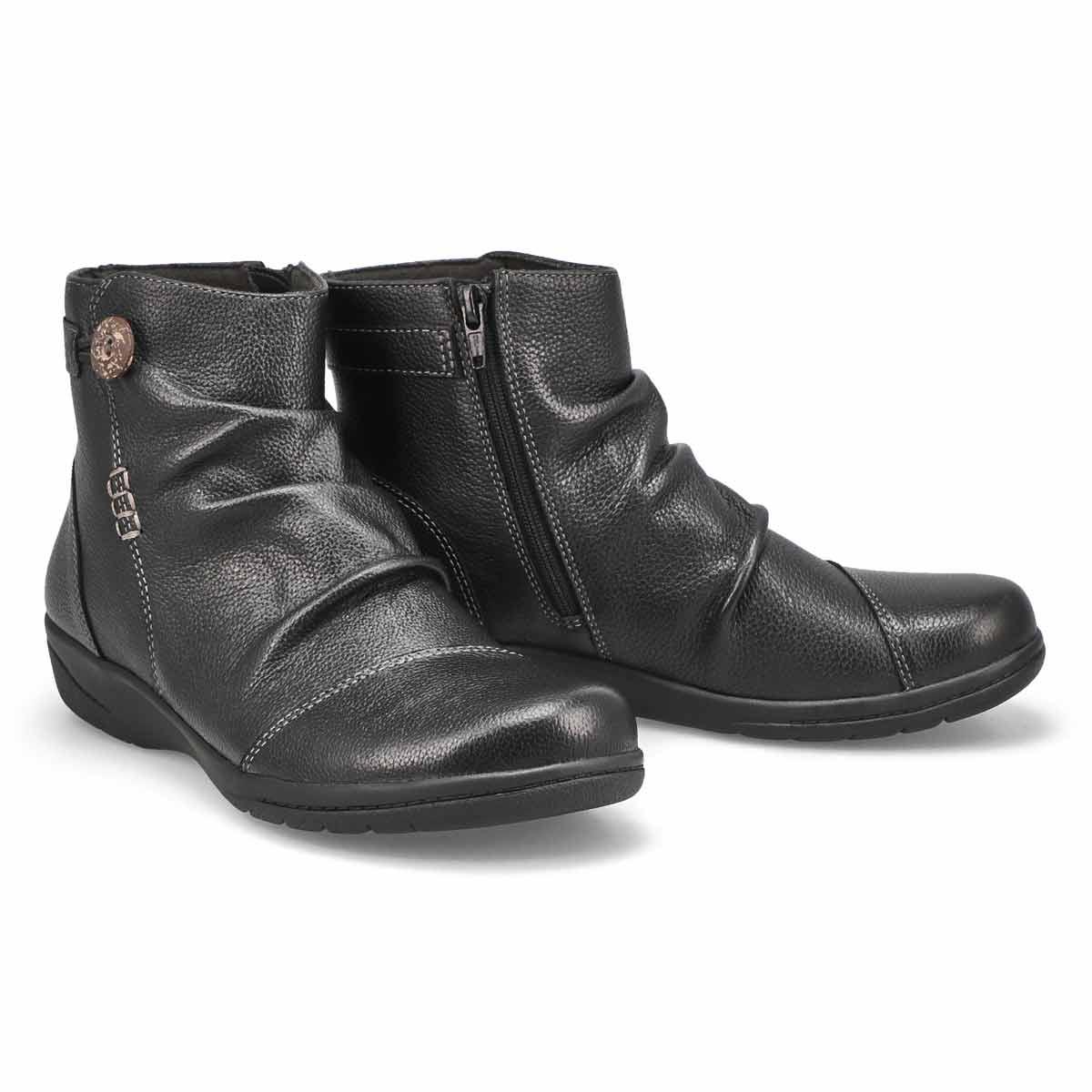 Women's Cheyn Zoe Ankle Boot - Black