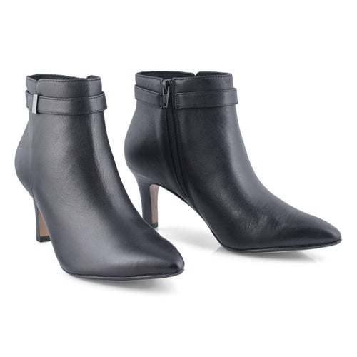 Lds Illeana Calla black ankle boot