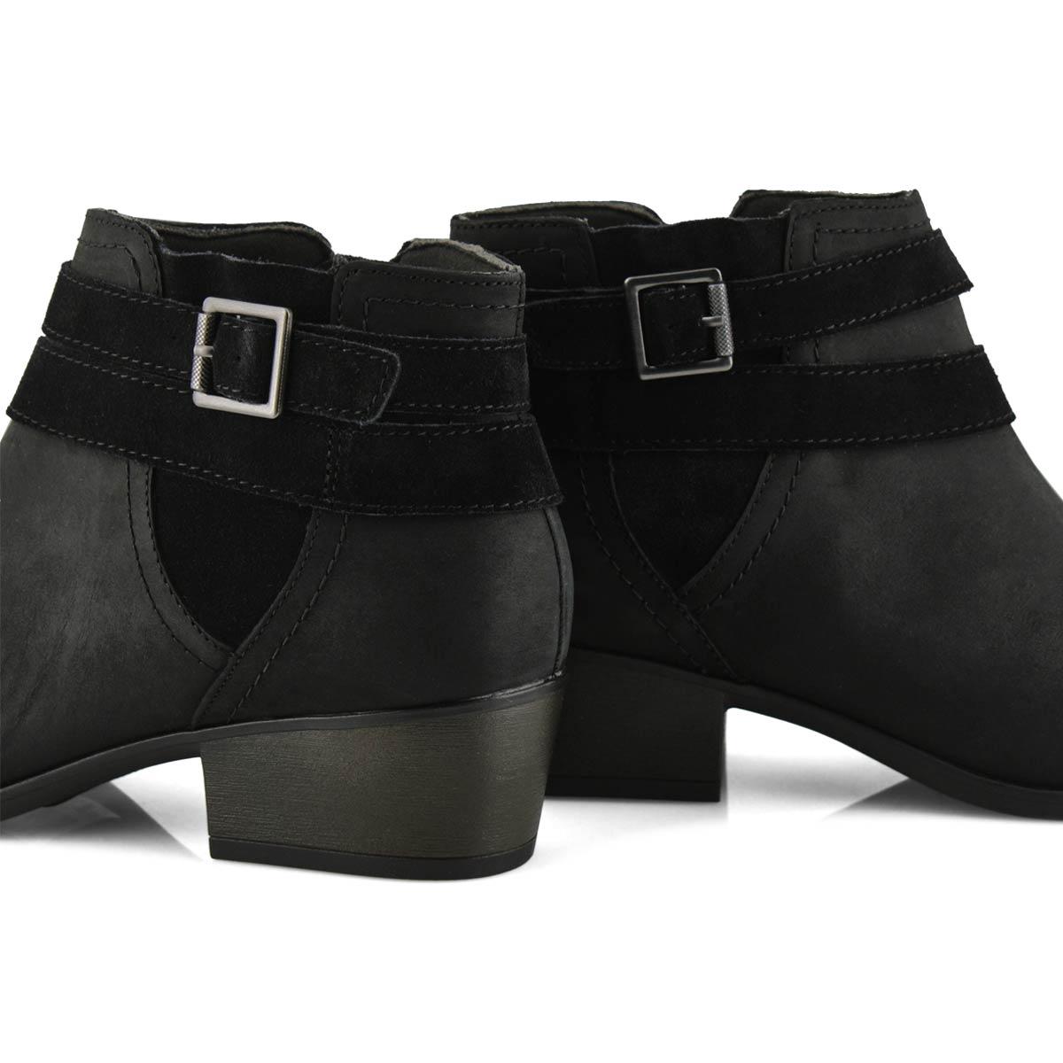 Women's Adreena Show Ankle Boot - Black