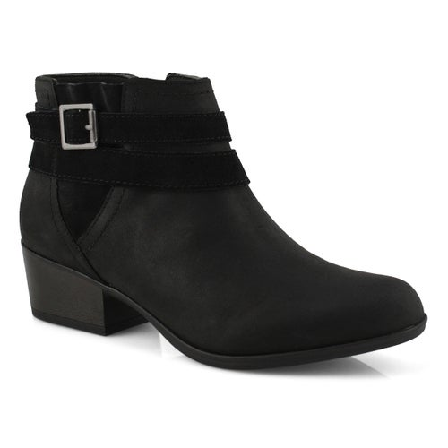 Lds Adreena Show black ankle boot