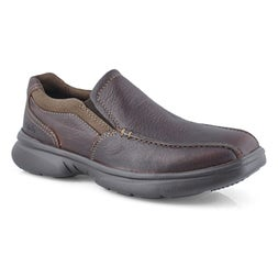 Mns Bradley Step brown casual slip on