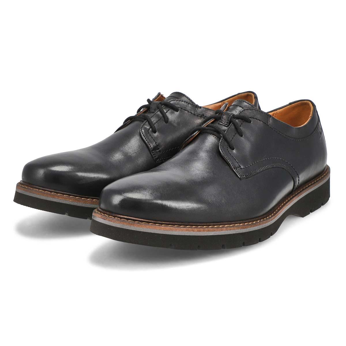Men's Bayhill Plain Dress Oxford - Black