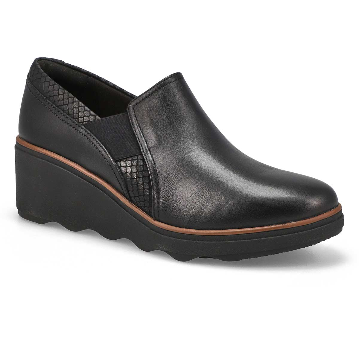 Women's Mazy Squam Dress Shoe - Black
