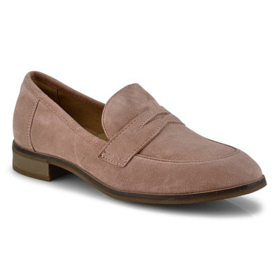 Lds Trish Rose rose dress loafer