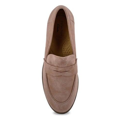 Lds Trish Rose rose dress loafer