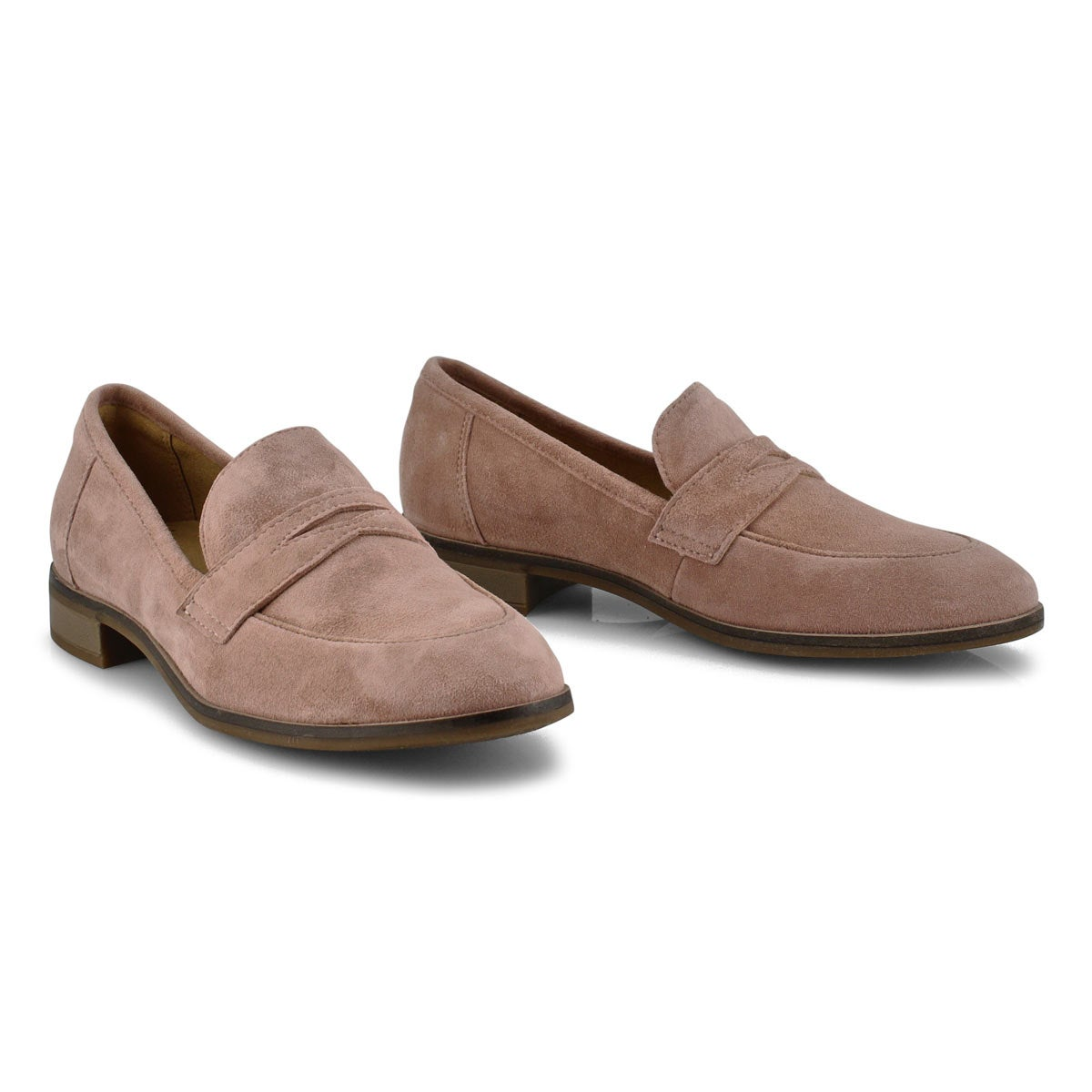 Women's Trish Rose Dress Loafer - Rose