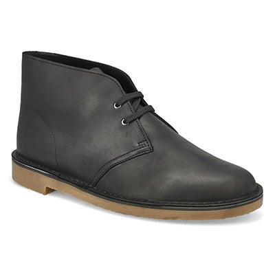 Mns Bushacre 3 Desert Boot Black - Wide