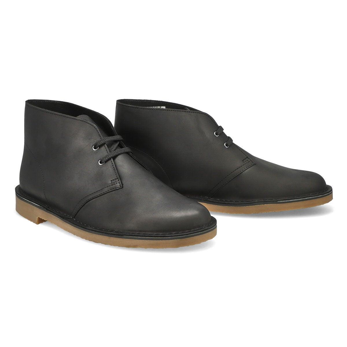 Men's Bushacre 3 Desert Boot Wide - Black