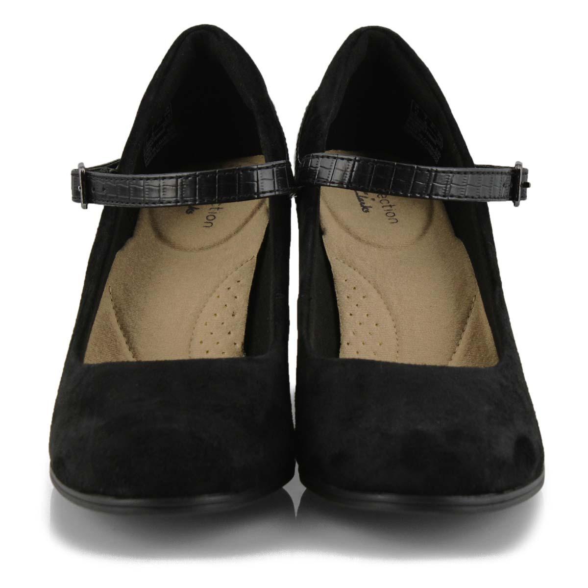 Women's Alayna Shine Dress Shoe - Black
