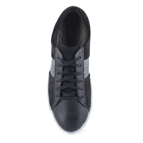 Lds Pawley Rilee black lace up shoe