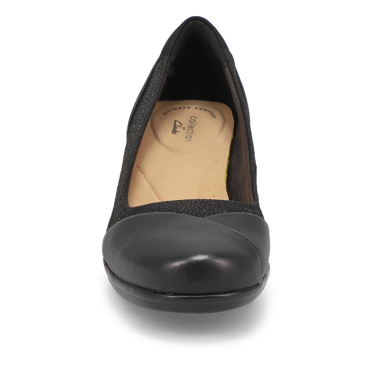 Women's Emily Alexa Dress Heel - Black