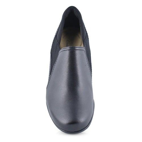 Lds Emily Amelia black dress heel