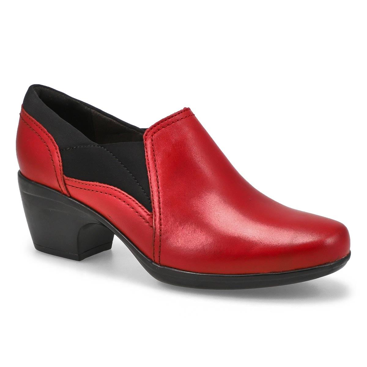Women's Emily Amelia Dress Shootie - Red