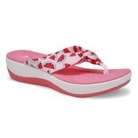 Women's ARLA GLISON wedge thong sandals