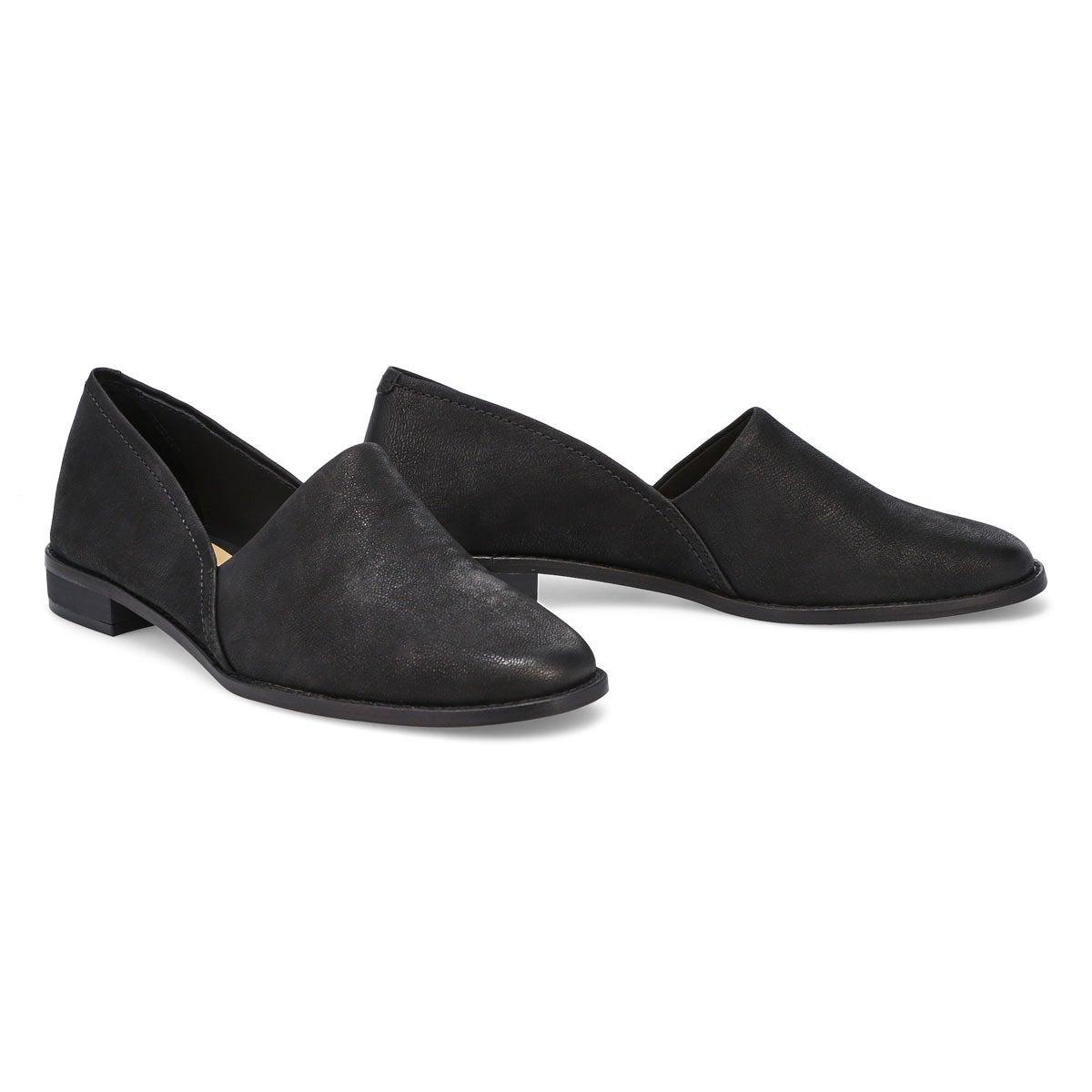 Flâneur habillé Pure Easy, noir, femme