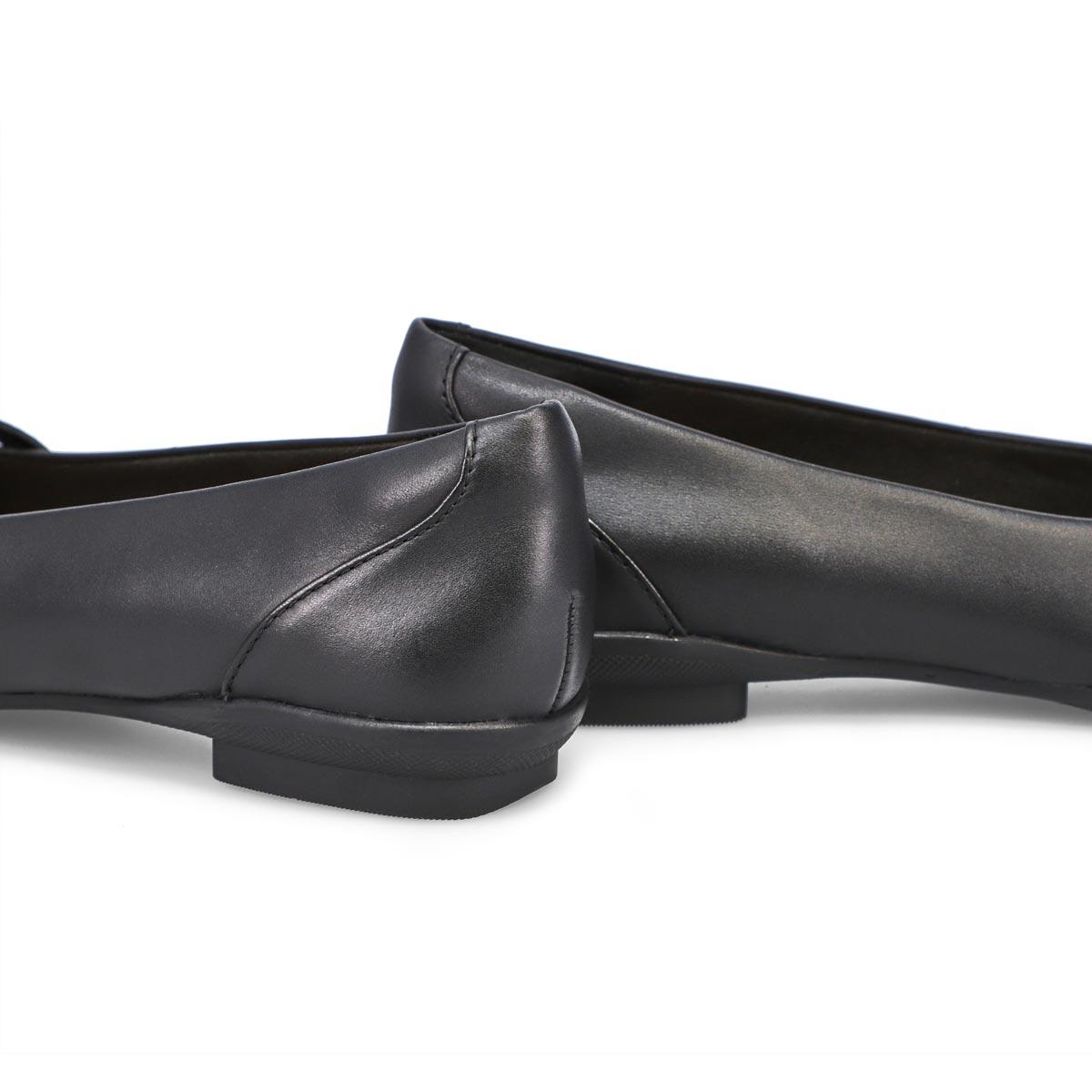 Women's Sara Clover Shoe - Black
