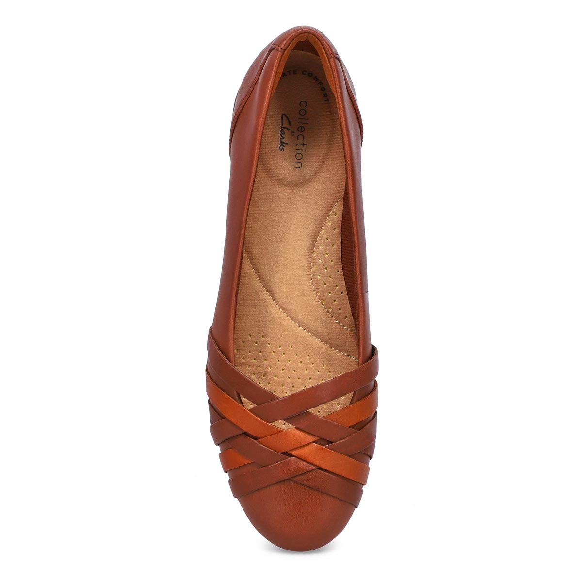Women's Sara Clover Shoe - Mahongany