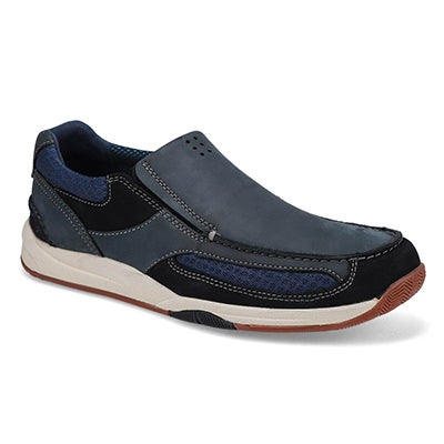 Mns Langton Easy navy casual loafer