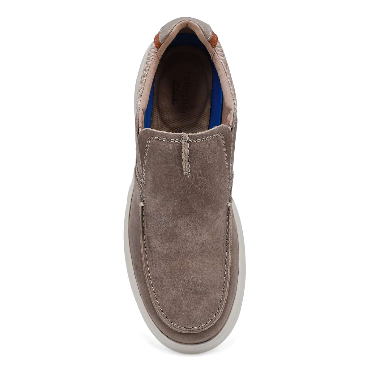 Men's Bradley Free Casual Wide Loafer - Stone
