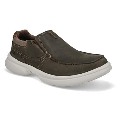 Mns Bradley Free olv casual loafer-WIDE