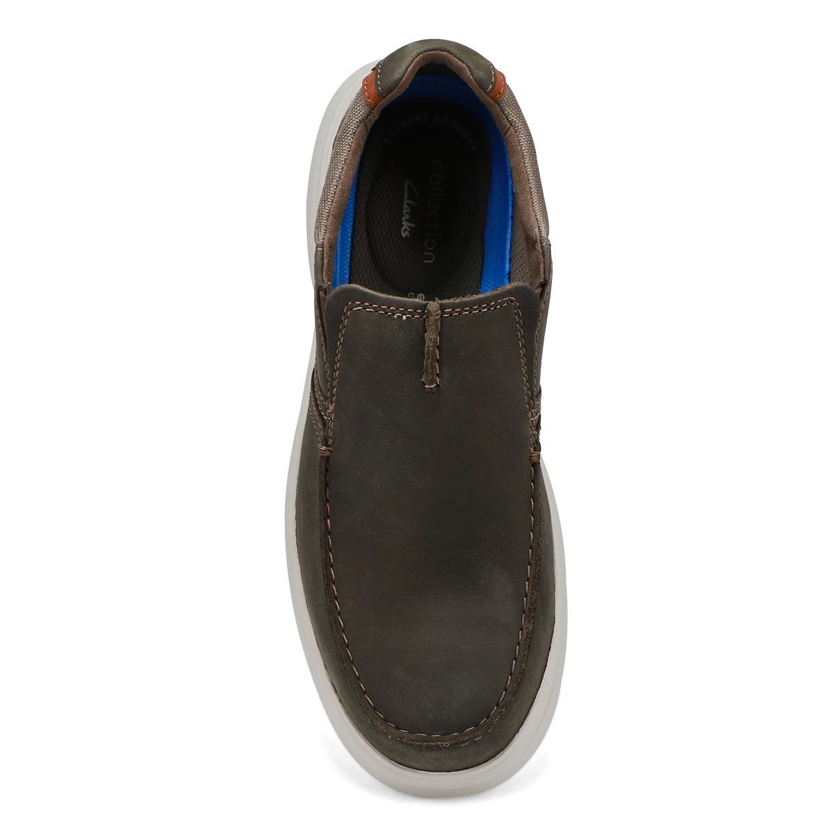 Men's Bradley Free Casual Wide Loafer - Olive