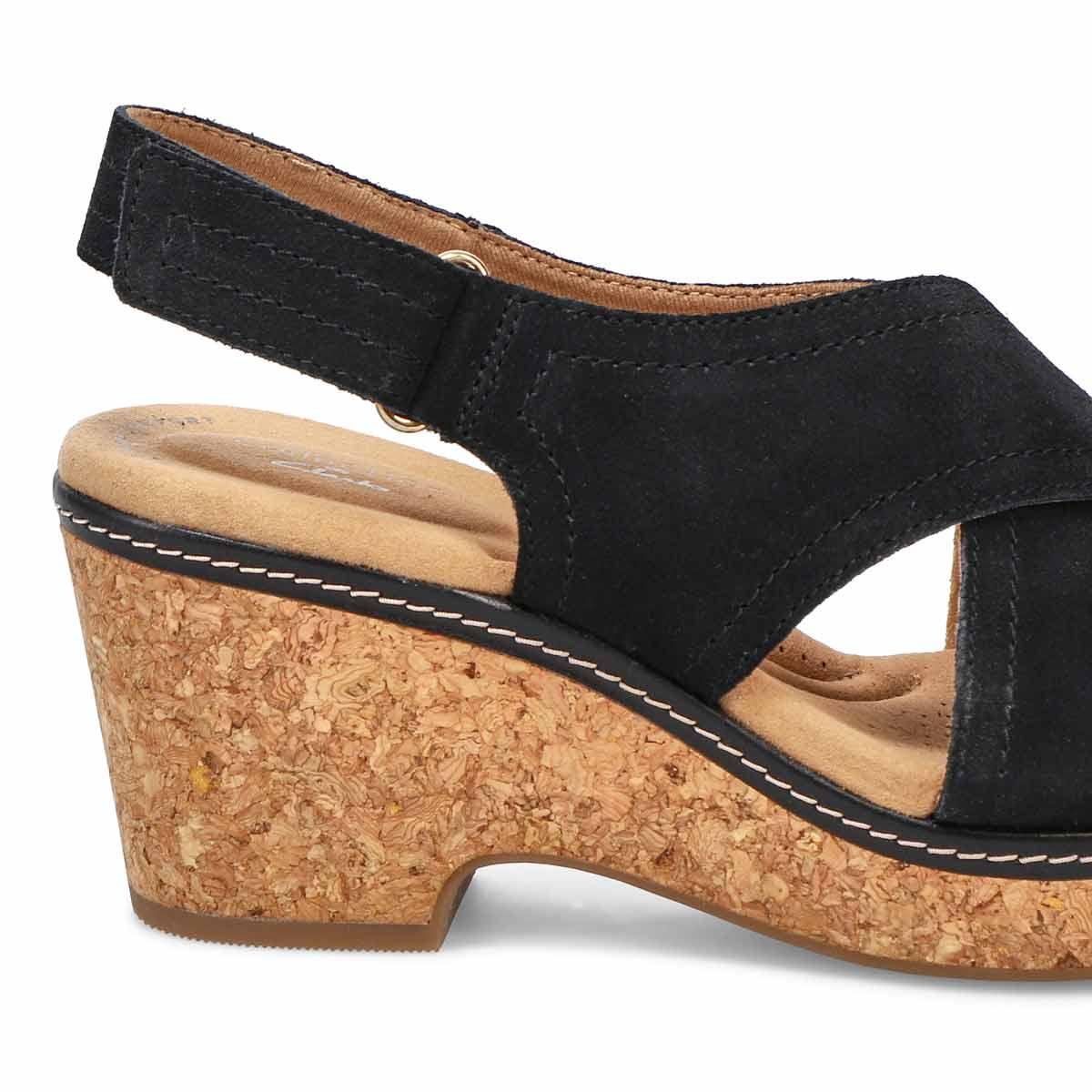 Women's Giselle Cover Sandal - Black