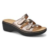 Womens' Merliah Karli Sandal - Metallic
