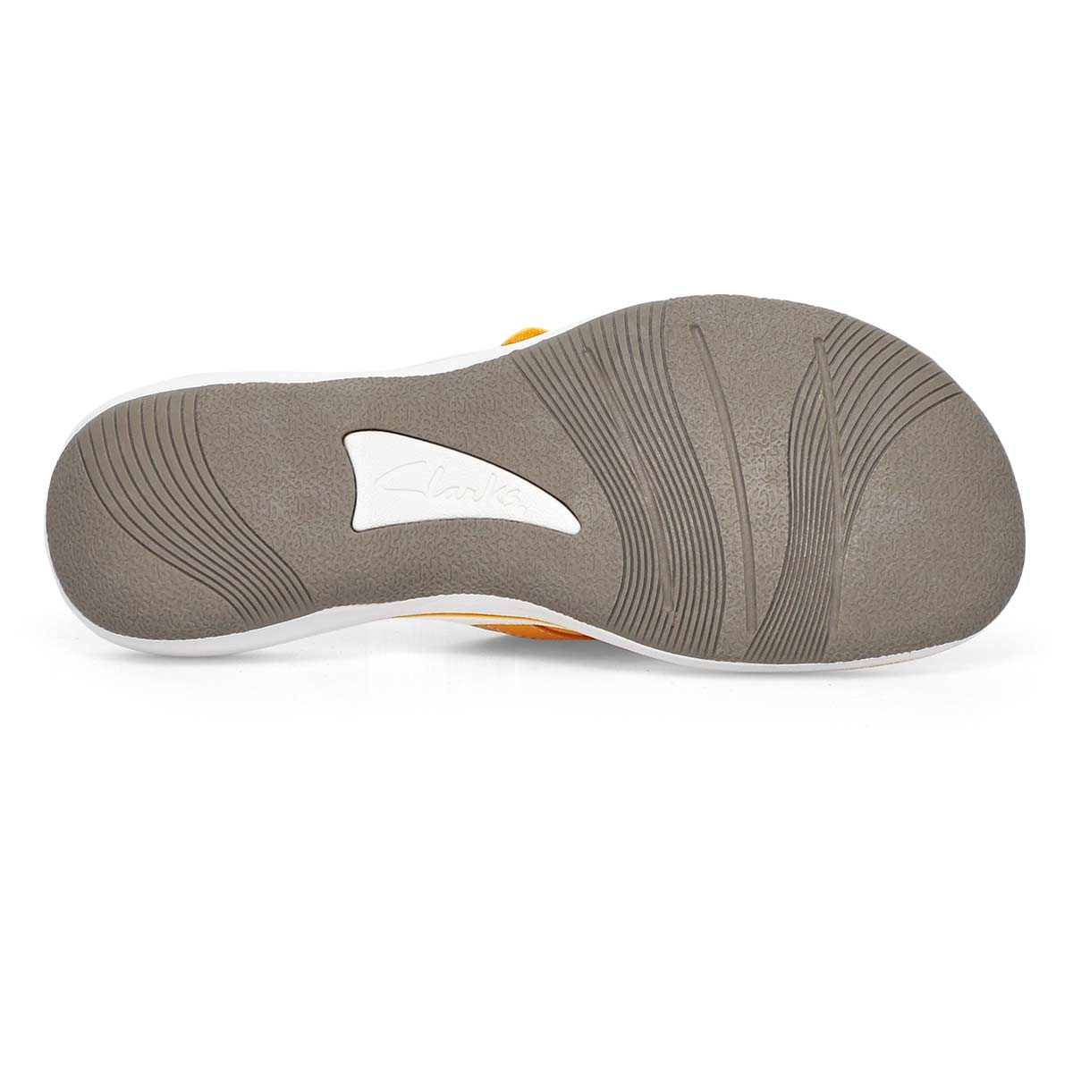 Women's Breeze Sea Thong Sandal - Burnt Yellow