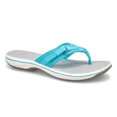Lds Breeze Sea aqua thong sandal