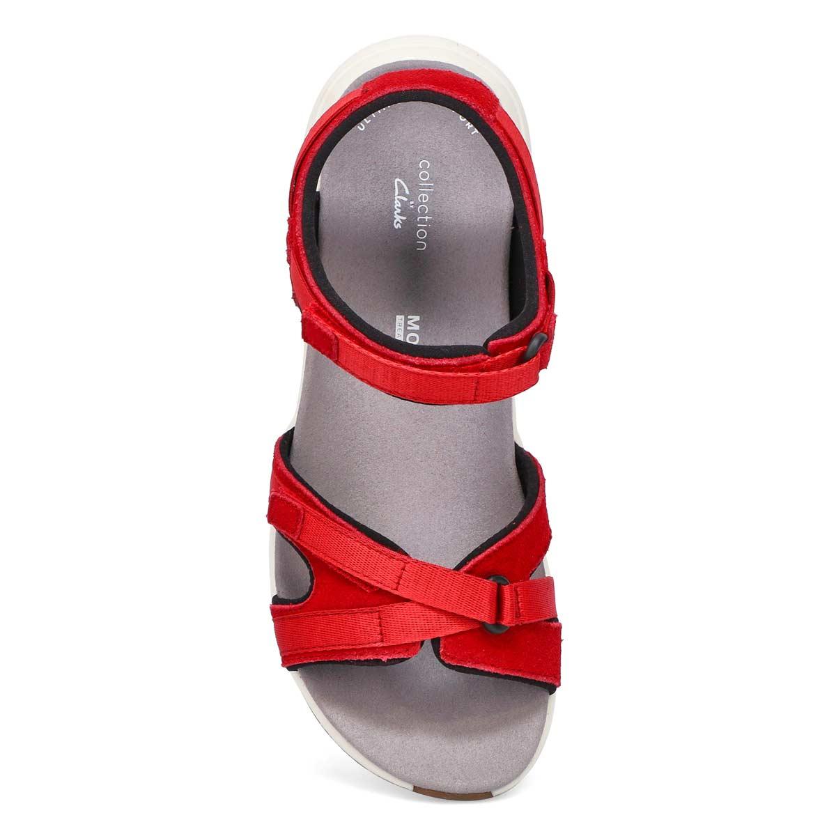 Women's Solan Drift Sandal - Red