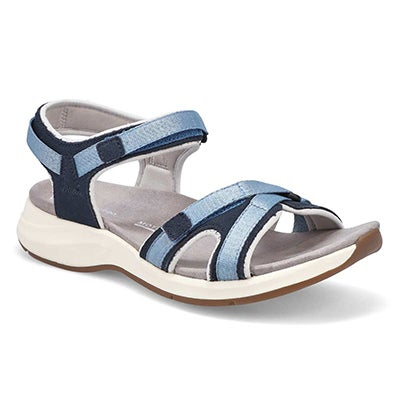 Lds Solan Drift navy blue sport sandal