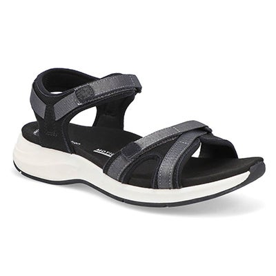 Sandale sport Solan Drift, nr/grs femmes