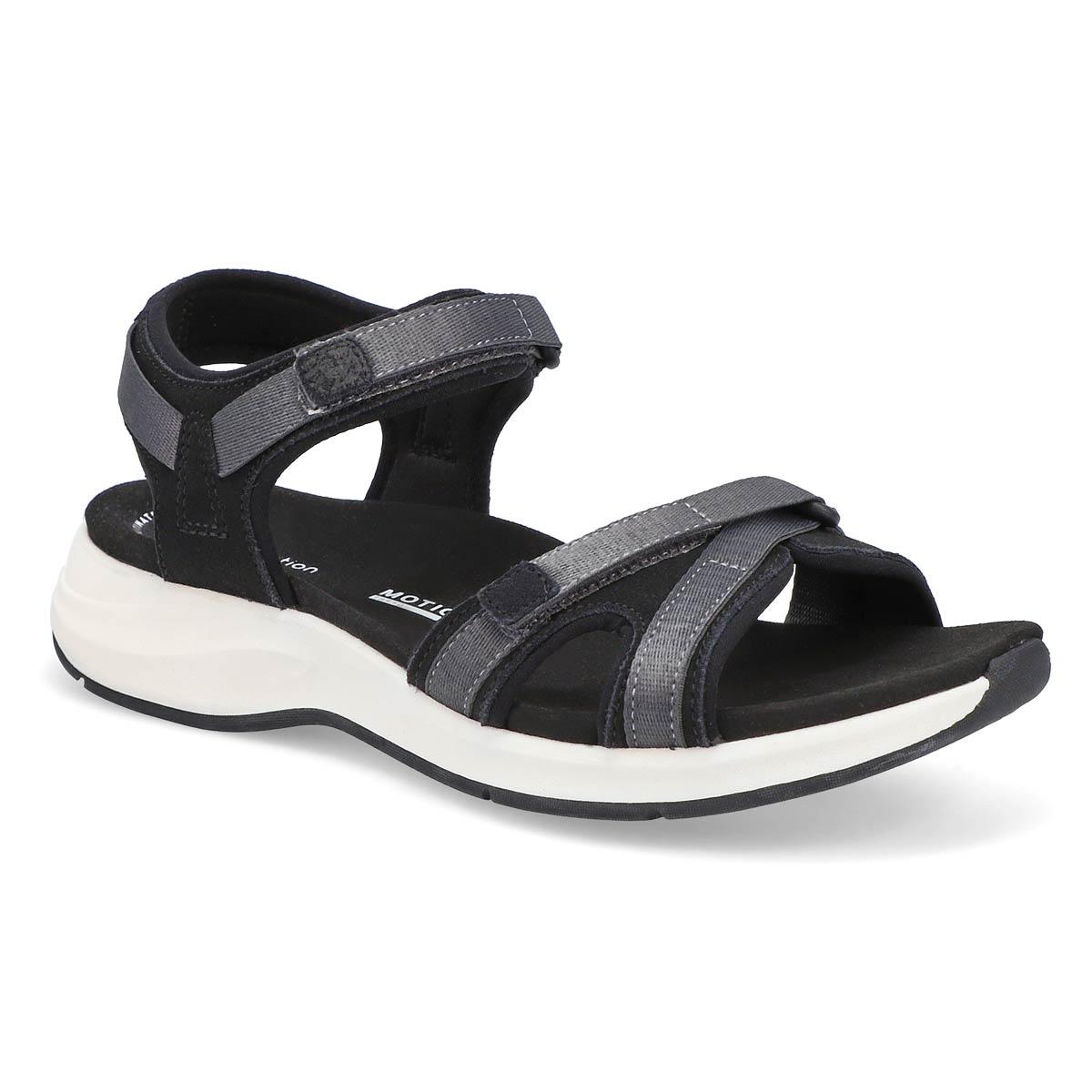 Sandale sport Solan Drift, noir/gris femmes