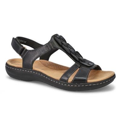 Lds Laurieann Kay black casual sandal