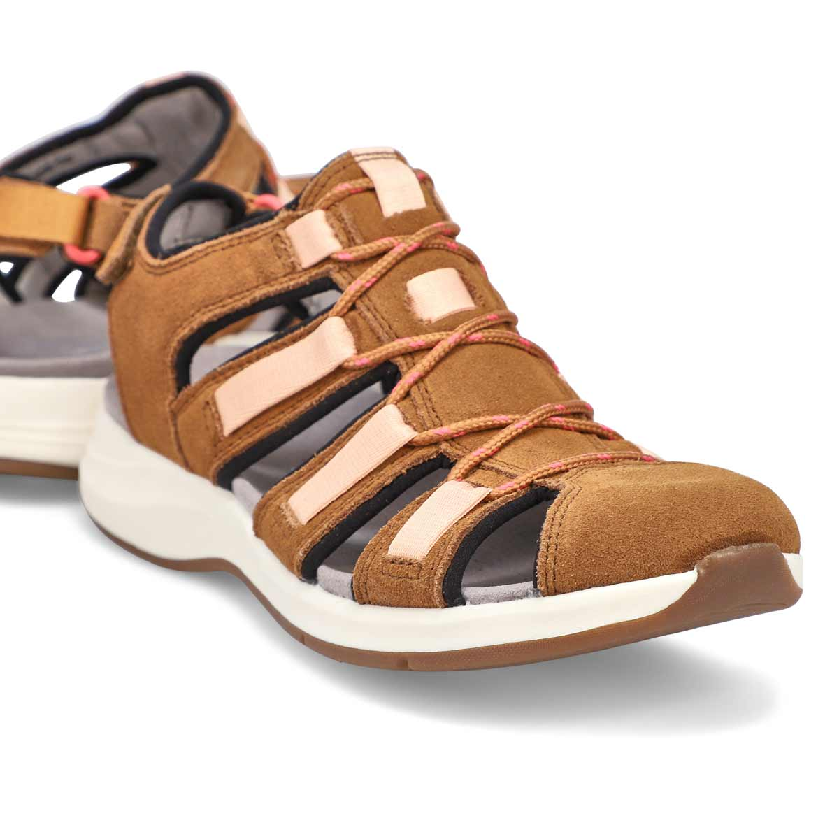 Women's Solan Sail Sandal - Dark Tan