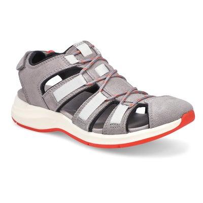 Lds Solan Sail grey sport sandal