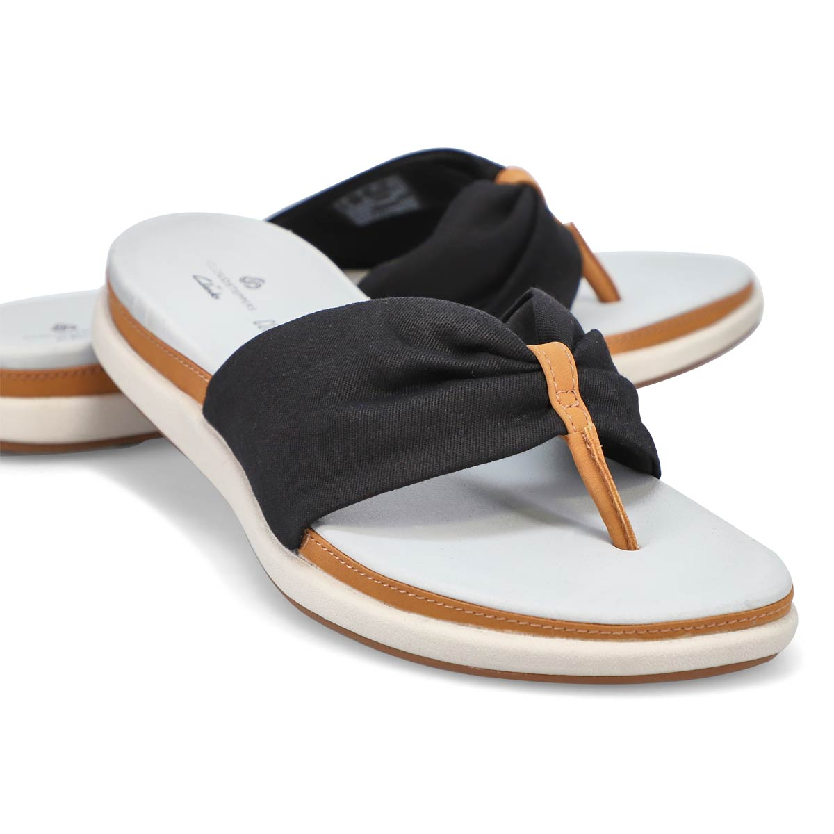 Women's Eliza June Flip Flop - Black
