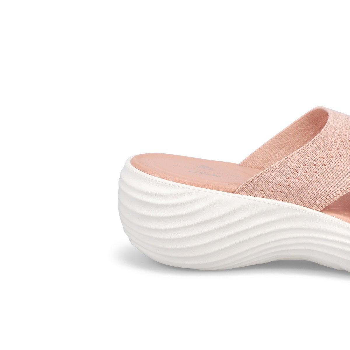 Sandale Marin Coral rose clair, femme