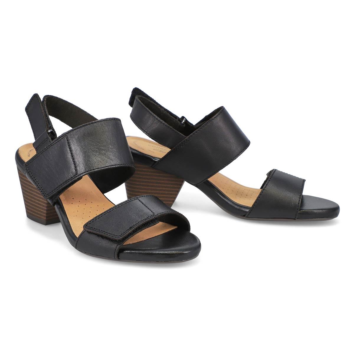 Women's Lorene Bright Dress Sandal - Black