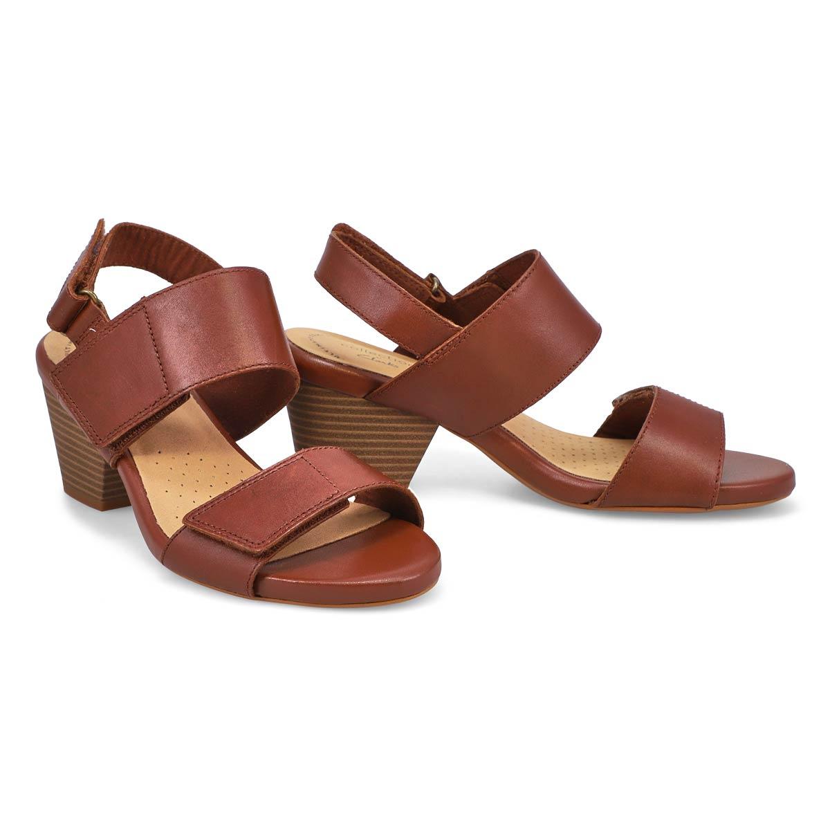 Women's Lorene Bright Dress Sandal - Tan