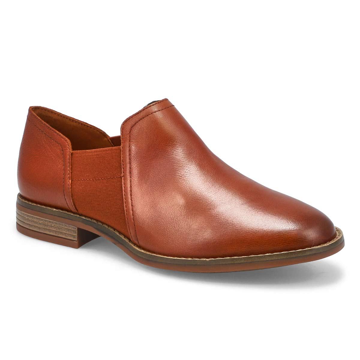 Chaussure Camzin Step, brun foncé, fem-Lrge